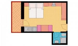 Appartement Thekla in der Residenz Aichner in Olang am Kronplatz in Südtirol