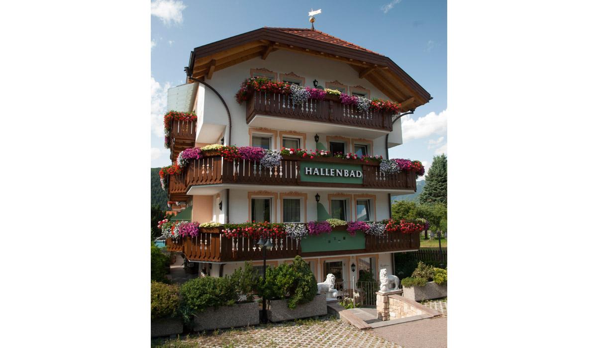 Das Hotel Aichner in Olang am Kronplatz in Südtirol